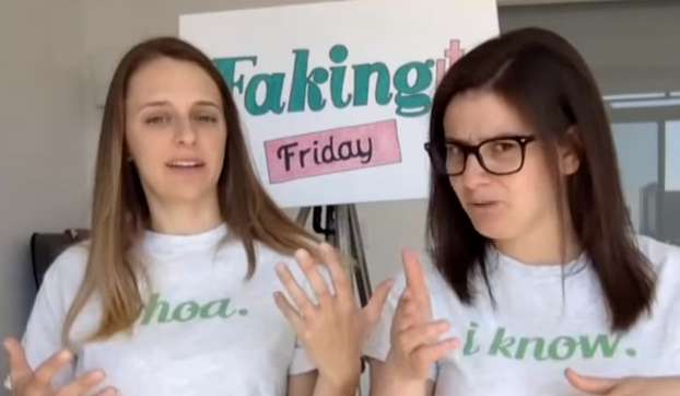 The Gay Women Channel - Faking It Friday - Season 3, Episode 8