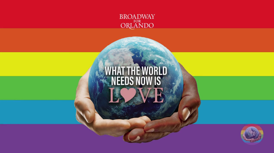 """Broadway for Orlando"": The Exclusive Music Video"