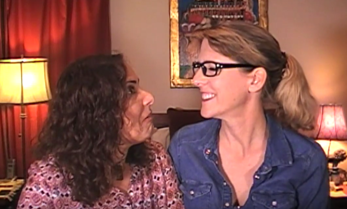 Lacie and Robin - Coming Out As Bisexual