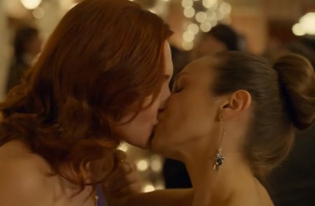 Waverly & Nicole (Wynonna Earp) – Season 1, Episode 12 (Part 2)