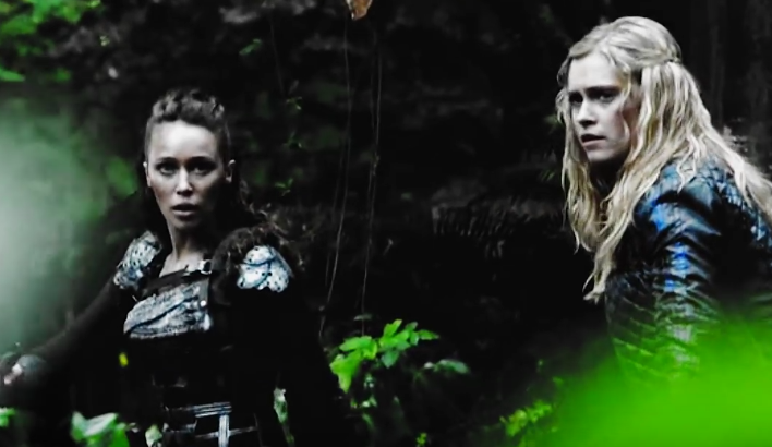 Clarke & Lexa (The 100) - Battlefield