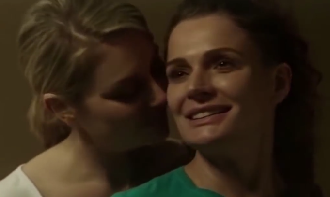 Bea & Allie (Wentworth) - Season 4, Episode 8 (Part 2)