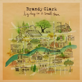 Brandy Clark - Drinkin' Smokin' Cheatin' (Official Audio)