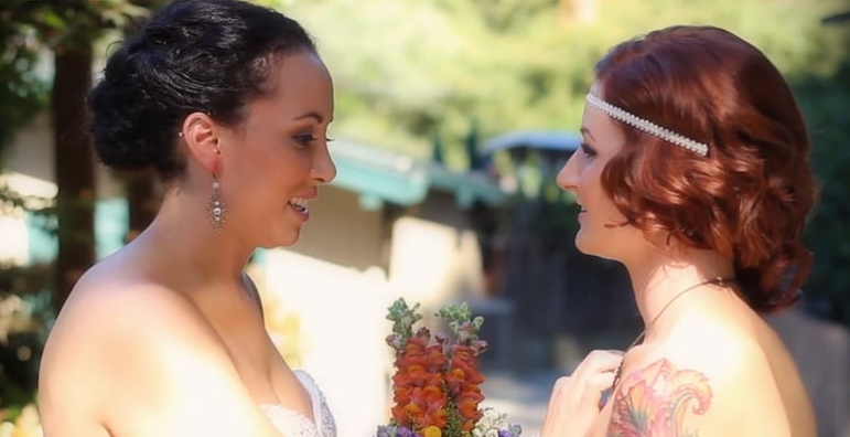 Kate & Alicia - Wedding Highlights