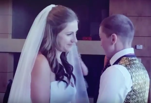 Kelly & Alix - A Lesbian Wedding To Remember