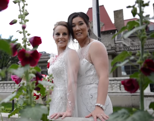 Leona & Angie - Wedding Highlights