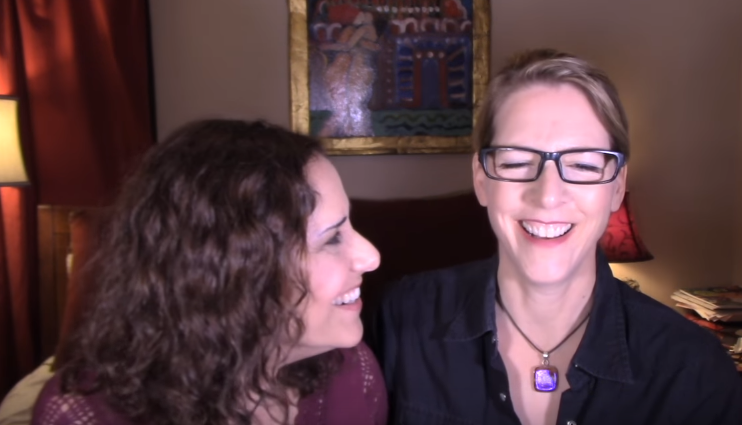 Lacie and Robin - Our Lesbian Wedding