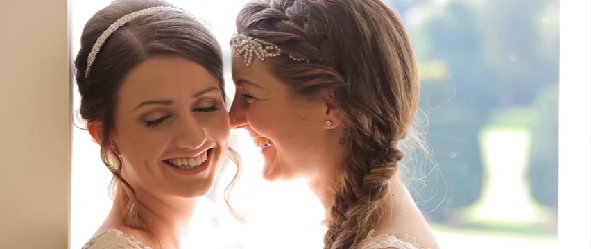 Toni & Samantha - Wedding Highlights