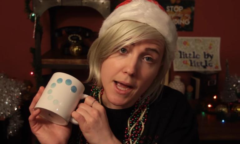 Hannah Hart - Holiday Hacks