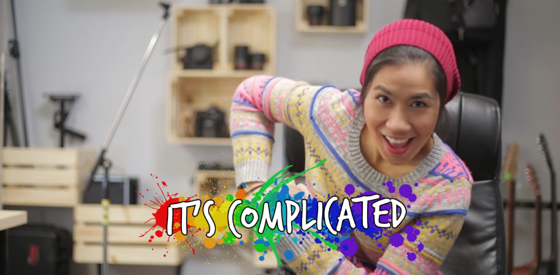It's Complicated – Season 2 Fundraiser