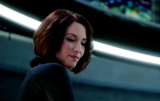 Alex & Maggie (Supergirl) - Silhouette