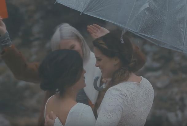 Angel & Monica - Mountaintop Wedding