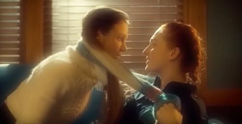 Waverly & Nicole (Wynonna Earp) - Your Kiss Is Killing Me