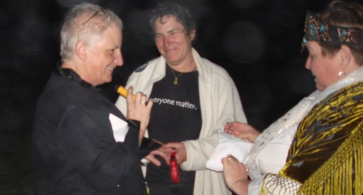 40 Years After Dreaming Of Her Lesbian Wedding, It Came True