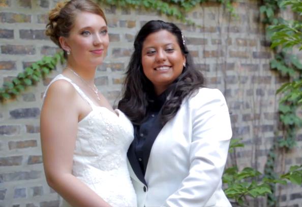 Andrea and Brenda - Wedding Highlights