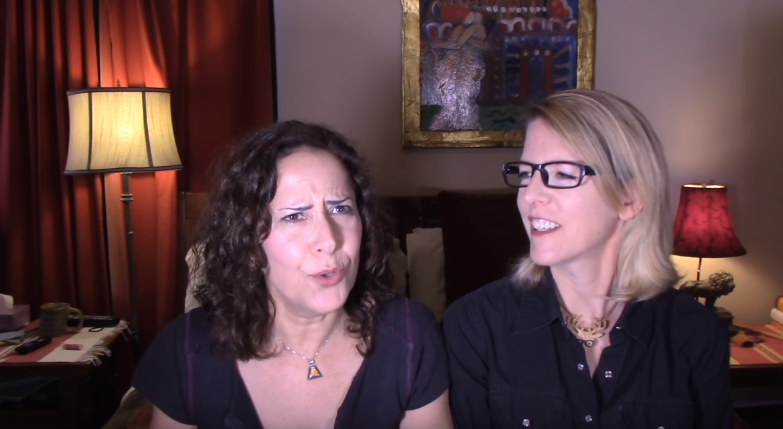Lacie and Robin - Would You Date A Trans Person