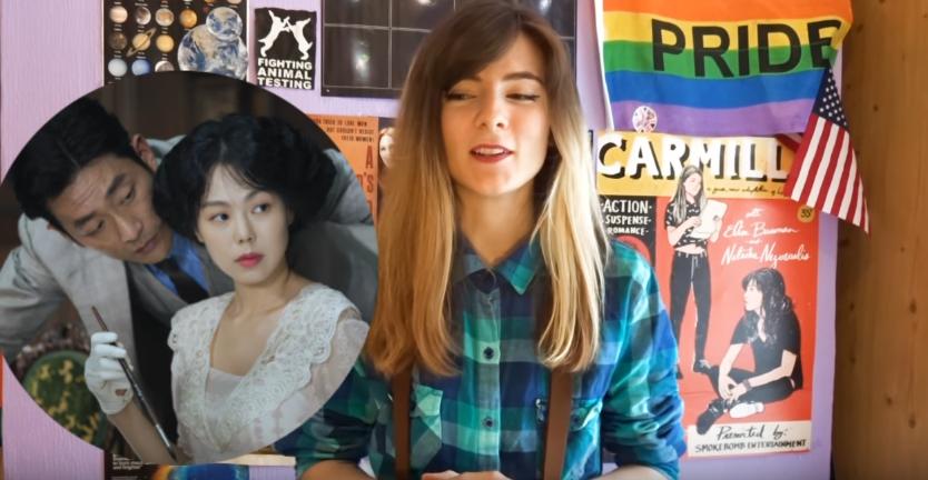 Tessa Kennedy - Korean Lesbians?