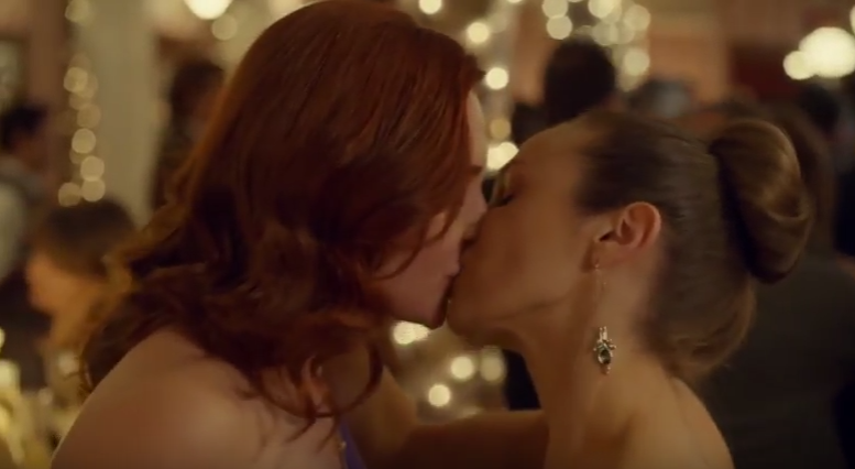 Waverly & Nicole (Wynonna Earp) - She Don't Know She's Beautiful