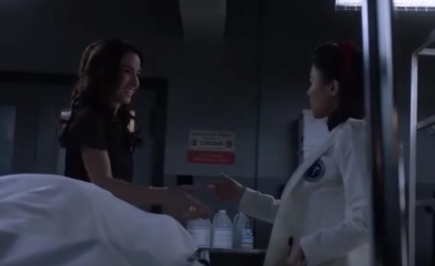 Camille & Amanda (Stitchers) - Season 3, Episode 3