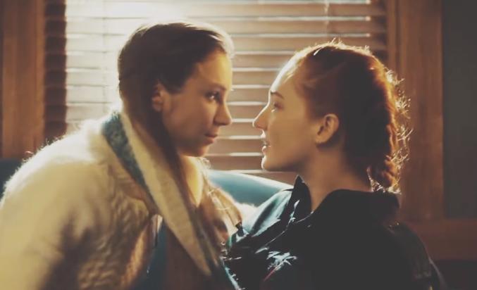 Waverly & Nicole (Wynonna Earp) - Wildwood