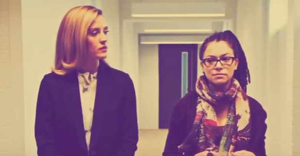 Cosima & Delphine (Orphan Black) - Stand By Me