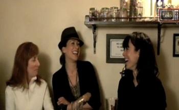 Tello - Niki and Nora: Behind the Scenes with stars Christina Cox and Liz Vassey & writer Nancylee Myatt