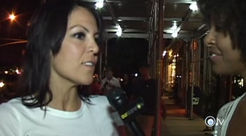 Lori Michaels talks about her relationship with Danielle Staub