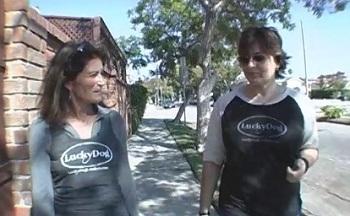 Walking Funny With ... Lucia Gerbino