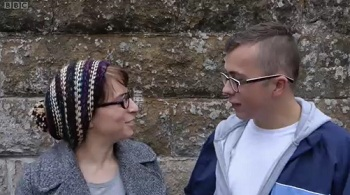 Coming of Age - Series 3 - Behind the Scenes with Minnie Crow and Joe Tracini