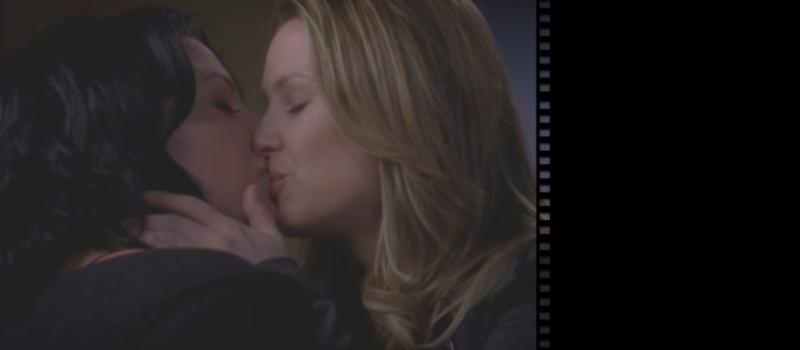 Callie & Arizona (Grey's Anatomy) - Shake It Out