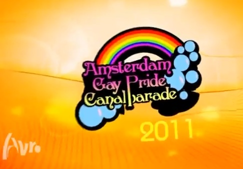 Gay Pride Canalparade Amsterdam 2011
