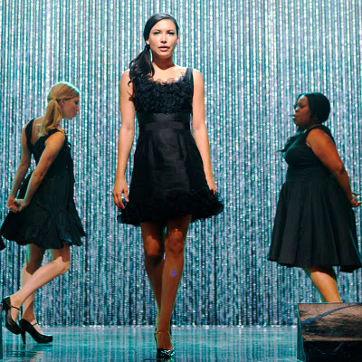 The Troubletones (Glee) - Rumour Has It / Someone Like You