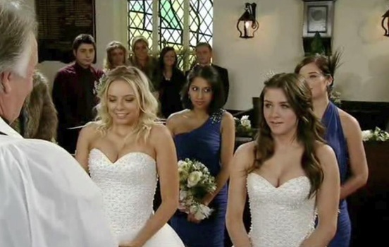 Sophie & Sian (Coronation Street) - Will I Make It Without You