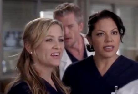Callie & Arizona (Grey's Anatomy) - Season 8, Ep 12