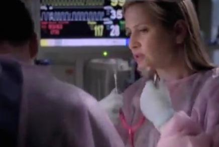 Callie & Arizona (Grey's Anatomy) - Season 8, Ep 10