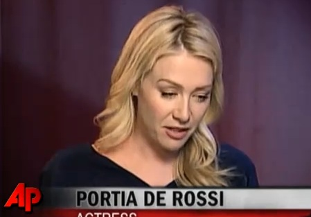 Portia De Rossi on Coming Out
