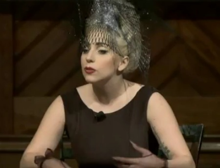 Lady Gaga - Born This Way Foundation - Launch Event (Part 2)
