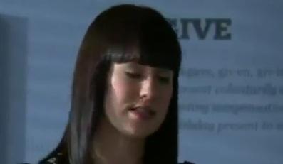Jen & Tilly (Hollyoaks) - 19 Aprill 2012