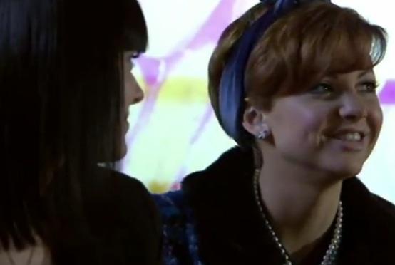 Jen & Tilly (Hollyoaks) - 24 April 2012