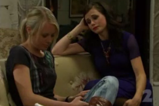 Lana and Nicole (Shortland Street) - Part 2