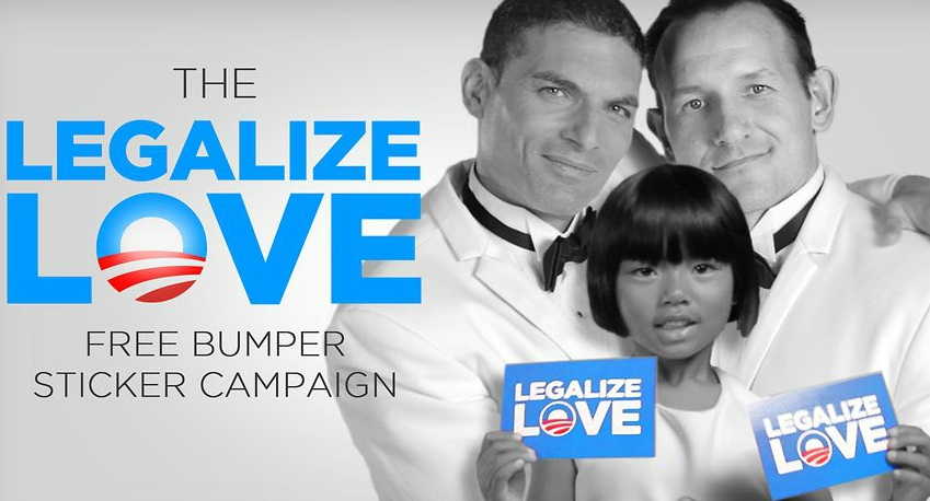 LegalizeLove: Obama & Gay Couples