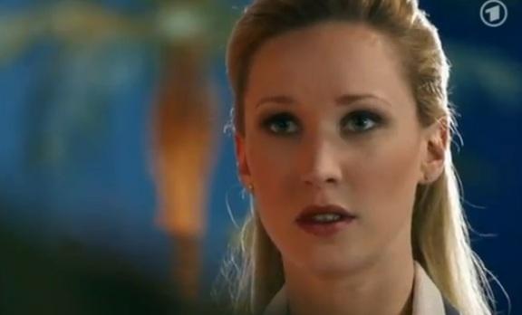 Rebecca & Marlene (Verbotene Liebe) - Episode 4102