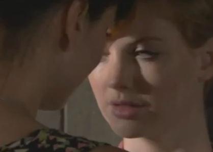 Jen & Tilly (Hollyoaks) - 8 August 2012