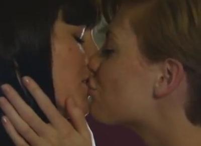 Jen & Tilly (Hollyoaks) - 17 August 2012