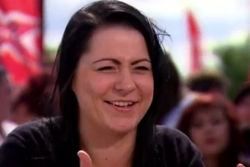 Lucy Spraggan - The X Factor - First Audition