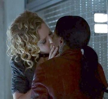 True Blood - Tara and Pam (Season 5 Finale)