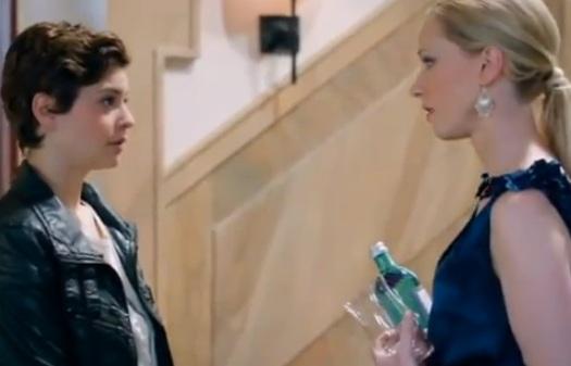 Rebecca & Marlene (Verbotene Liebe) - Episode 4124 (Part 1)