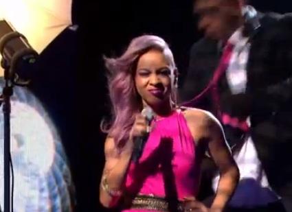 Jade Ellis - The X Factor - Live Show 3 - Free
