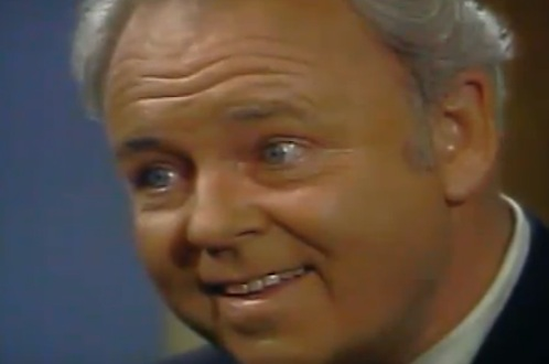 Archie Bunker & Veronica the Lesbian