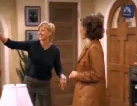 Ellen - Season 5, Episode 5 - Just Coffee